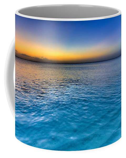 Pastel Ocean Coffee Mug featuring the photograph Pastel Ocean by Chad Dutson