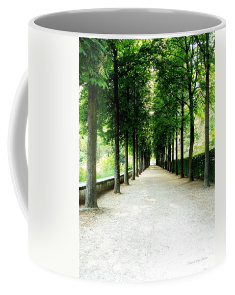 Path Coffee Mug featuring the photograph Pathway by Deborah Crew-Johnson