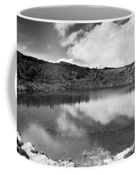 Lake Coffee Mug featuring the photograph Pau-pique Lake by Gaspar Avila