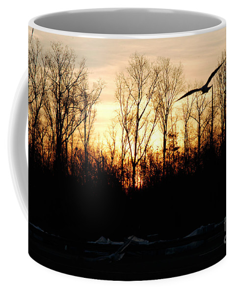 Clay Coffee Mug featuring the photograph Peaceful by Clayton Bruster