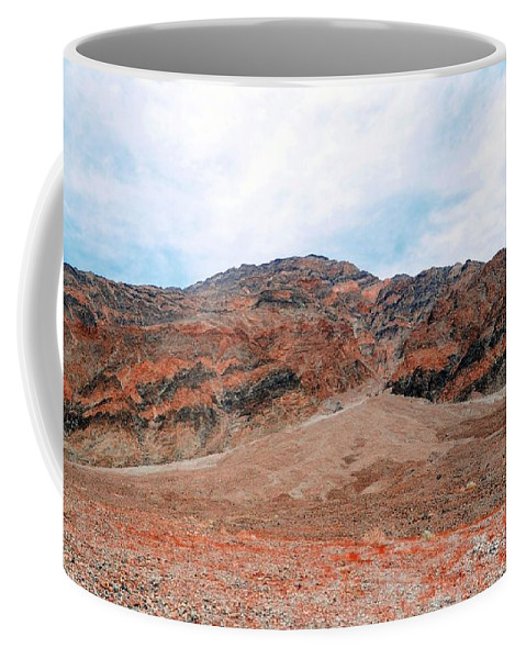 #death Coffee Mug featuring the photograph Peaceful Scene by Kathleen Struckle