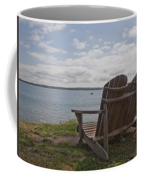 Glen Park Coffee Mug featuring the photograph Peaceful Sunday Morning by Steven Natanson