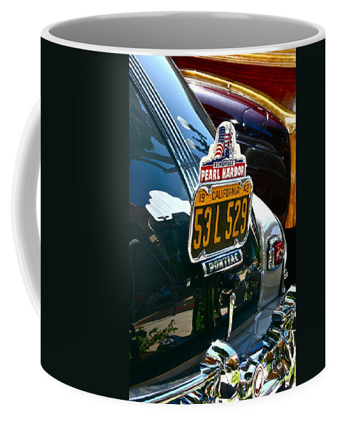 Photograph Coffee Mug featuring the photograph Pearl Harbor by Gwyn Newcombe