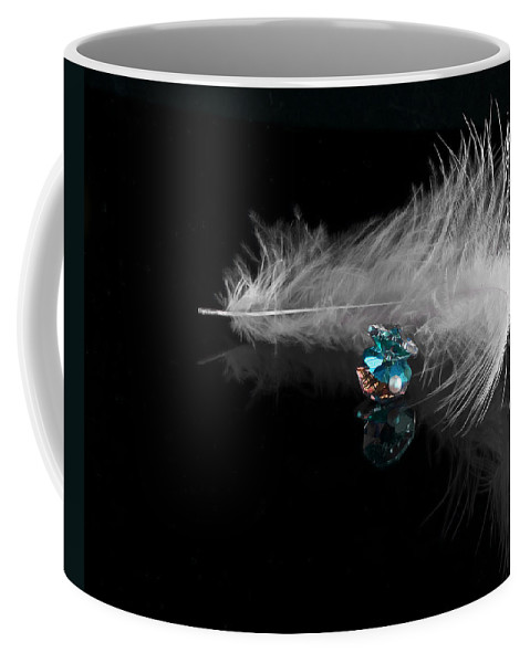 3d Coffee Mug featuring the photograph Pearl by Svetlana Sewell