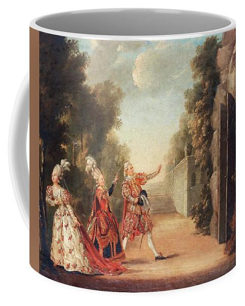 Man Coffee Mug featuring the painting Pehr Hillestrom, Arsene by Arsene