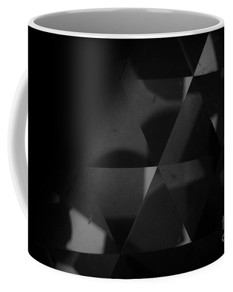 Abstract Coffee Mug featuring the photograph Peppercorn by Alwyn Glasgow