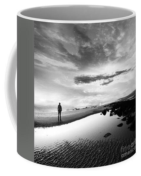 B&w Coffee Mug featuring the photograph Per Sempre by Jacky Gerritsen