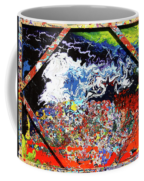 Fusionart Coffee Mug featuring the painting Perspective by Ralph White