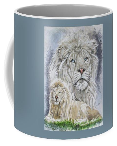 Art Coffee Mug featuring the mixed media Phantasy by Barbara Keith