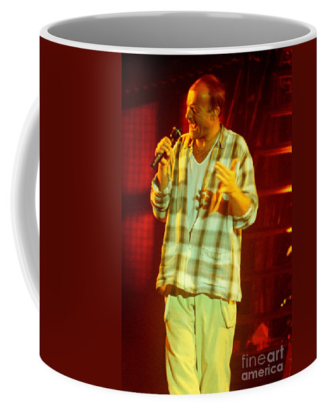 Phil Collins Coffee Mug featuring the photograph Phil Collins-0872 by Gary Gingrich Galleries