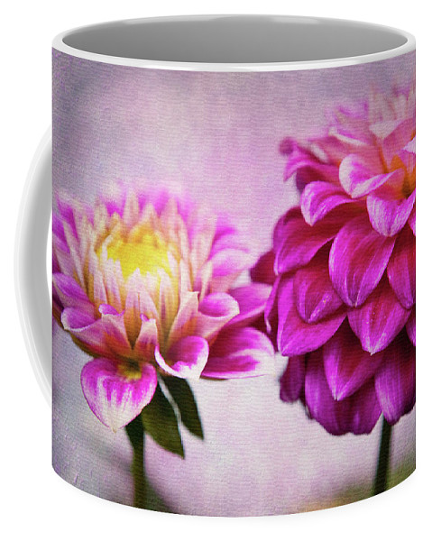 Location Coffee Mug featuring the photograph Pink Beauties by Amy Jackson