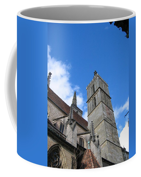 Cathedral Coffee Mug featuring the photograph Placid by Dylan Punke