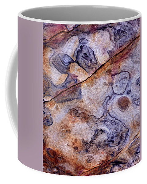 Point Coffee Mug featuring the photograph Point Lobos Rock 3 by Bob Neiman