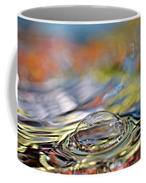 Water Coffee Mug featuring the photograph Pop Me by Lisa Knechtel