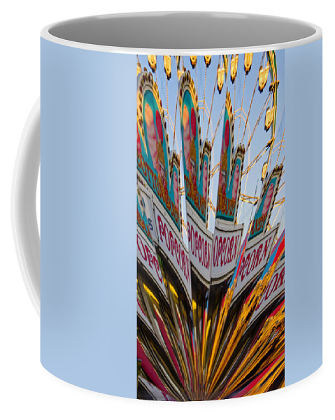 Concession Stand Coffee Mug featuring the photograph Popcorn by Skip Hunt