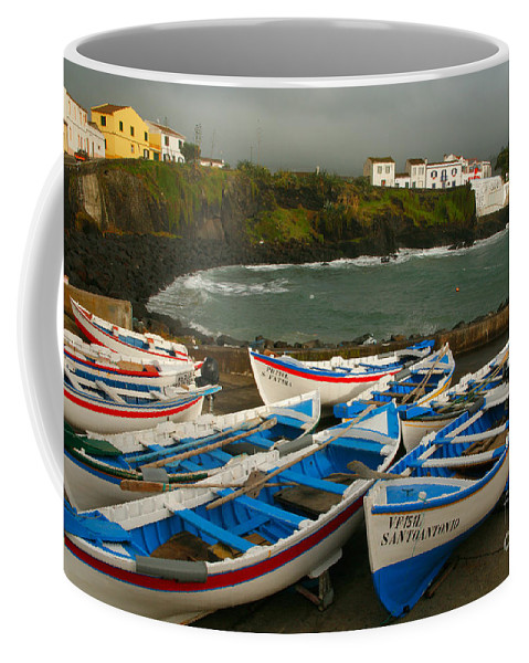 Coastal Coffee Mug featuring the photograph Porto dos Carneiros by Gaspar Avila