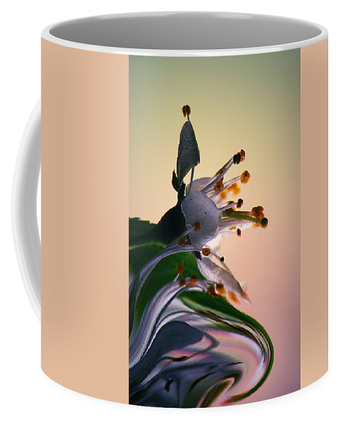 Flowers Coffee Mug featuring the photograph Praise For The Morning... by Arthur Miller