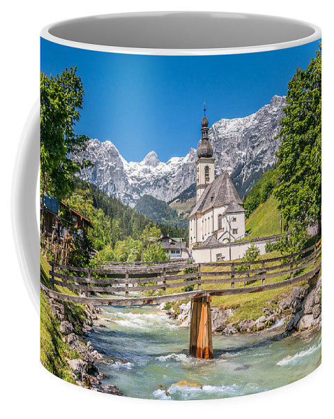 Alpine Coffee Mug featuring the photograph Praise Our Nature by JR Photography