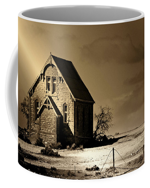 Landscapes Coffee Mug featuring the photograph Praying For Rain 2 by Holly Kempe