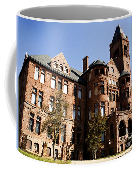 California History Coffee Mug featuring the photograph Preston Castle by Norman Andrus