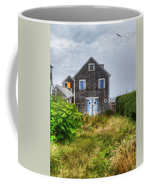 Provincetown Coffee Mug featuring the photograph Provincetown Dream by Tammy Wetzel