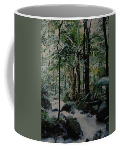 Trees Coffee Mug featuring the photograph Puerto Rico by Rob Hans