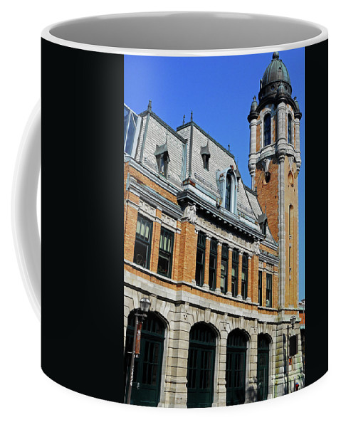Quebec City Coffee Mug featuring the photograph Quebec City 51 by Ron Kandt
