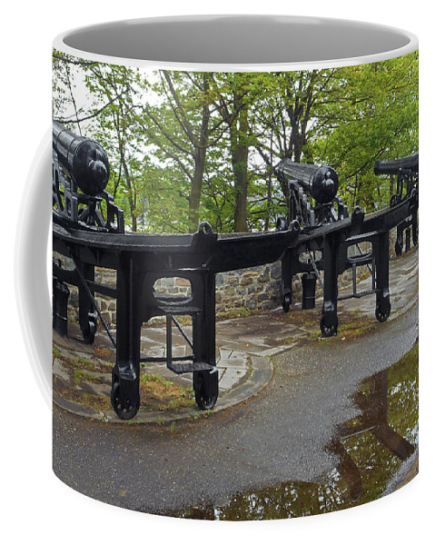 Quebec City Coffee Mug featuring the photograph Quebec City 63 by Ron Kandt