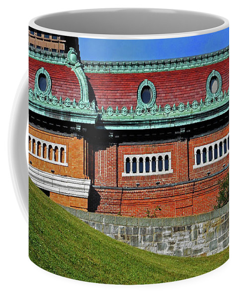 Quebec City Coffee Mug featuring the photograph Quebec City 71 by Ron Kandt