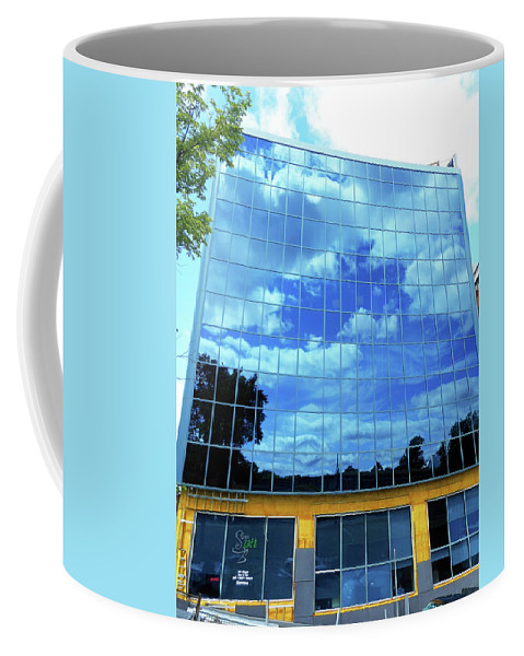 Quebec City Coffee Mug featuring the photograph Quebec City 83 by Ron Kandt