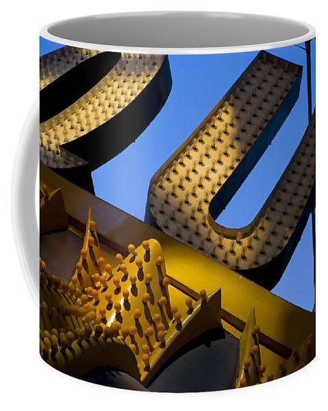 Architecture Coffee Mug featuring the photograph Queen of Hearts by Skip Hunt