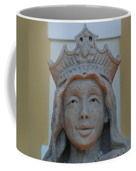 Sand Coffee Mug featuring the photograph Queen Sandy by Rob Hans