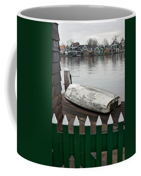 Lawrence Coffee Mug featuring the photograph Quiet Day Off by Lawrence Boothby