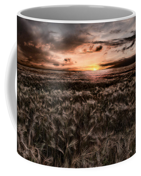Summer Coffee Mug featuring the photograph Quiet Estivation by Joachim G Pinkawa