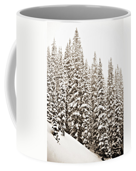 Quiet Coffee Mug featuring the photograph Quiet by Marilyn Hunt