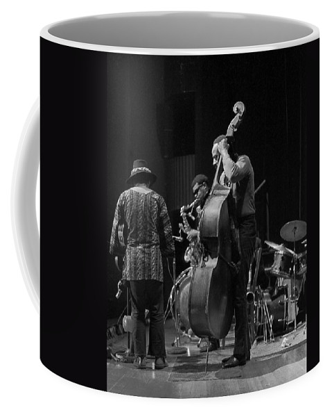 Rahsaan Roland Kirk Coffee Mug featuring the photograph Rahsaan Roland Kirk 2 by Lee Santa