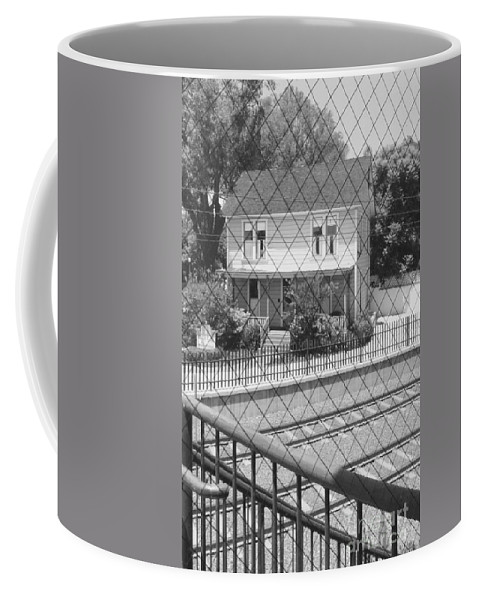 Pasadena Coffee Mug featuring the photograph The Myers House by Ishy Christine MudiArt Gallery