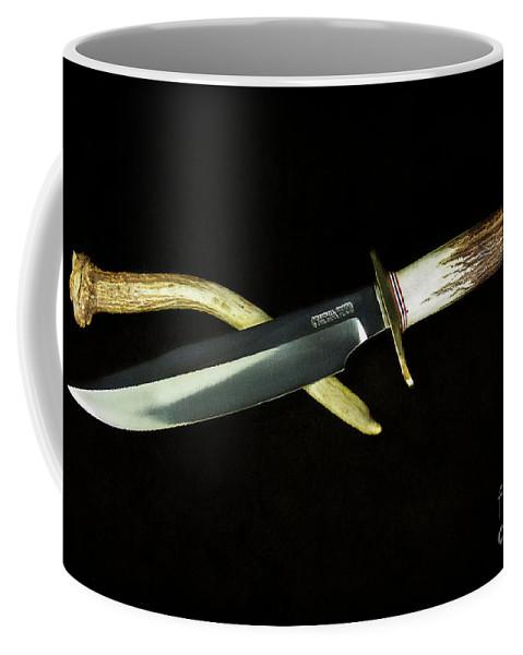 Randall Coffee Mug featuring the photograph Randall Model 1 by Eleanor Abramson