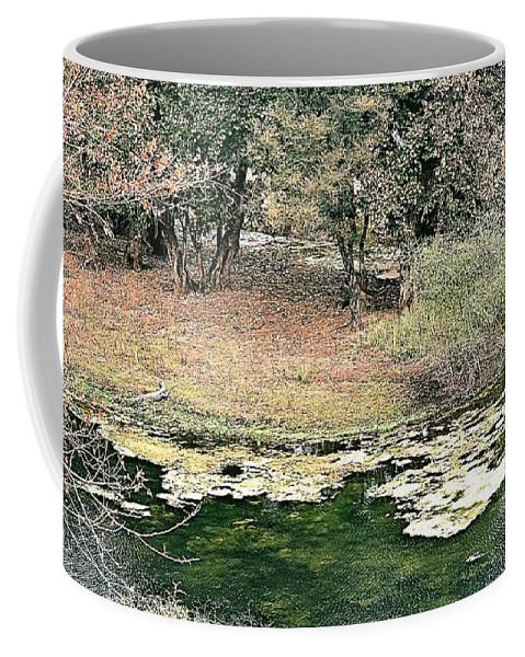 Ranthambore Coffee Mug featuring the photograph Ranthambore by Gautam Ohri