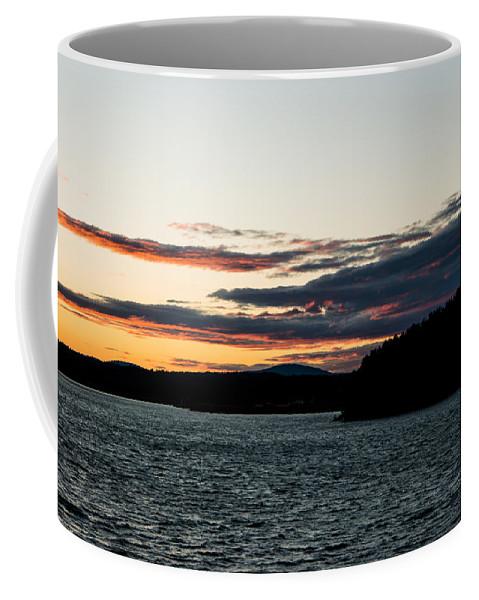 Vivid Sunset Coffee Mug featuring the photograph Raspberry Swirl by Ronald Raymond