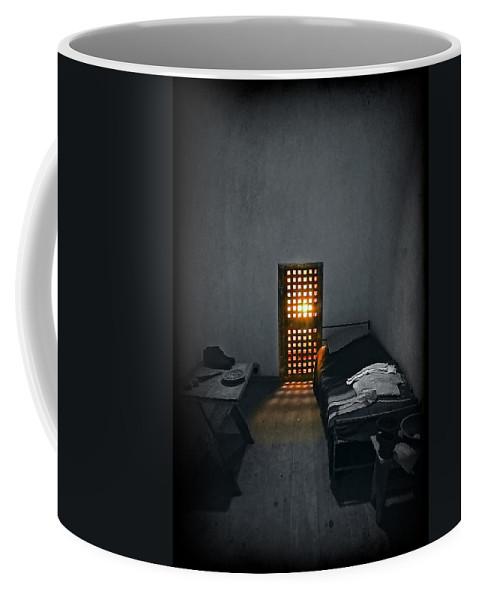 Art Coffee Mug featuring the photograph Rays Of Freedom by Evelina Kremsdorf