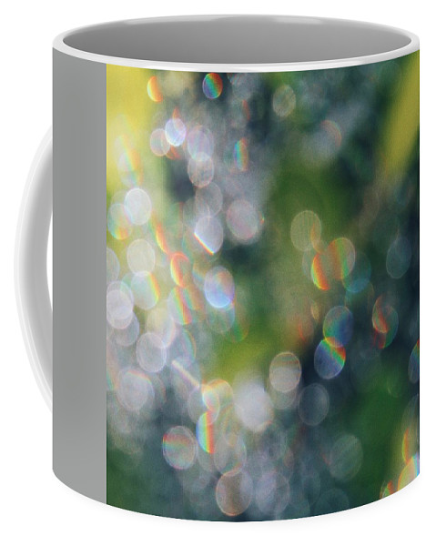 Color Coffee Mug featuring the photograph Rays Up Close by Olivia Collins