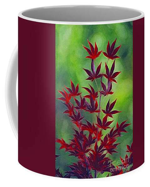 Trees Coffee Mug featuring the photograph Reaching Skyward by Paul Wilford