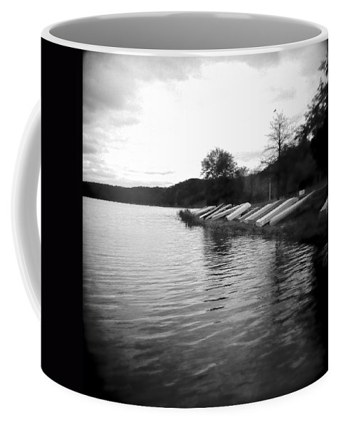 Photograph Coffee Mug featuring the photograph Ready And Waiting by Jean Macaluso