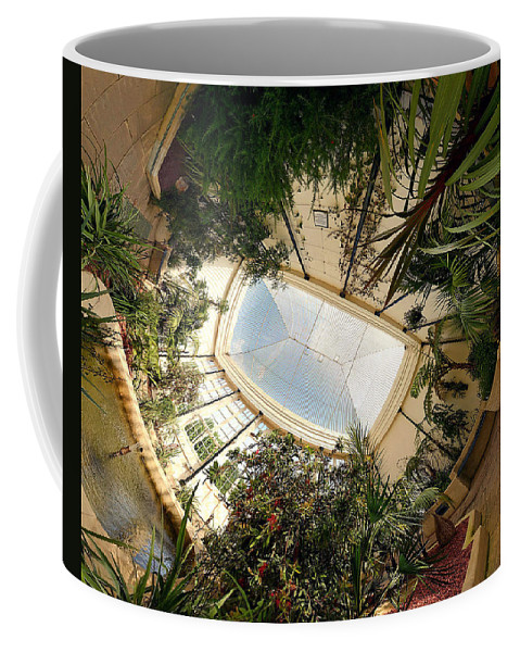 Real World Coffee Mug featuring the digital art Real World by Maye Loeser