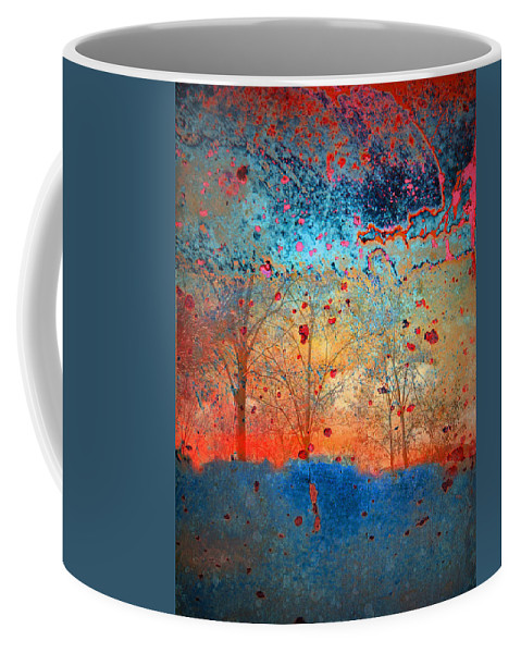 Trees Coffee Mug featuring the photograph Rebirth by Tara Turner