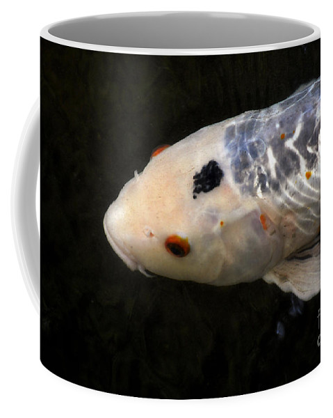 Clay Coffee Mug featuring the photograph Red Eye by Clayton Bruster