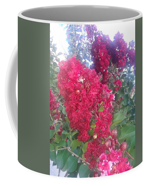 Coffee Mug featuring the photograph Red Love by S Leitner