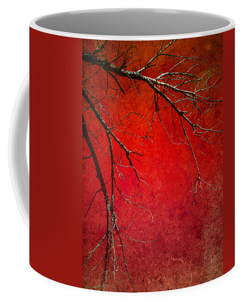 Zen Coffee Mug featuring the photograph Red Morning by Tara Turner