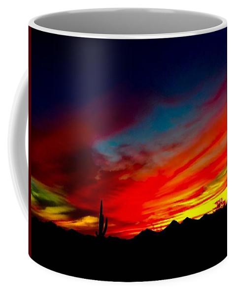 Coffee Mug featuring the photograph Lust by Joy Elizabeth